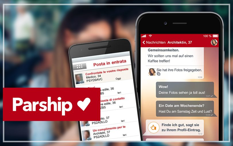 Parship Messaging