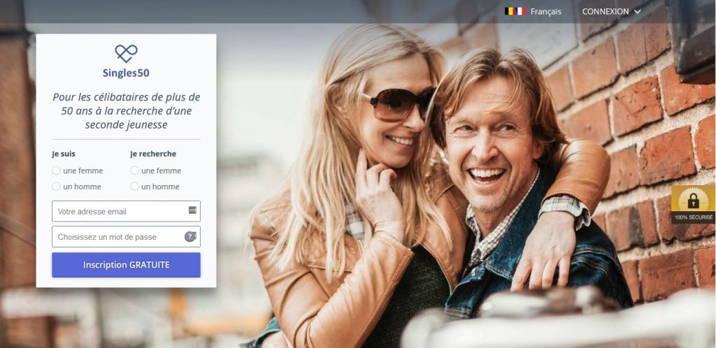 Online Dating With Singles50
