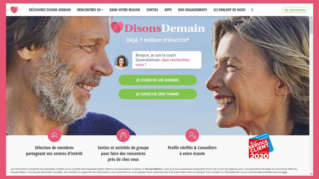 Disons Demain Review