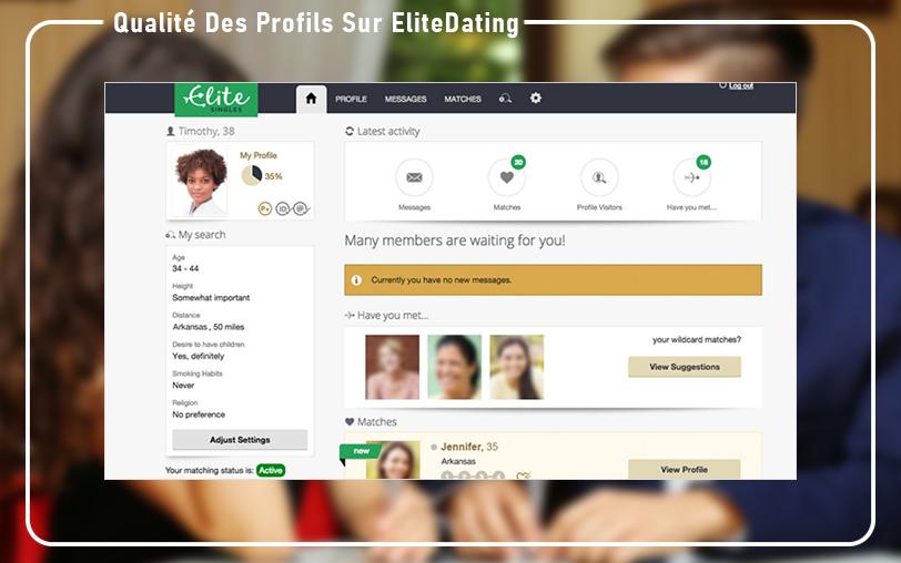 Profile EliteDating